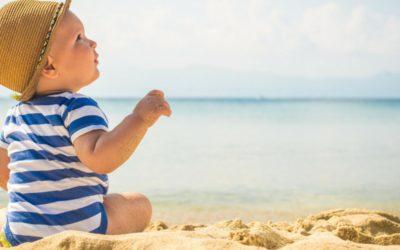 Come e perché proteggere la pelle dei bambini dal sole