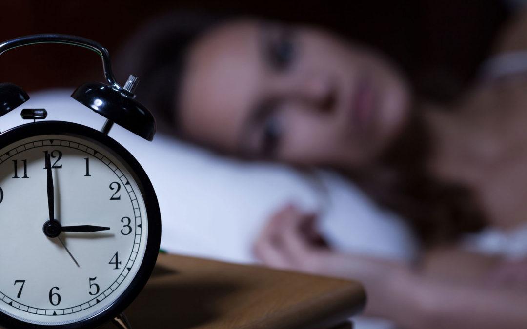 Non riesci a dormire bene? Forse soffri di disturbi del sonno
