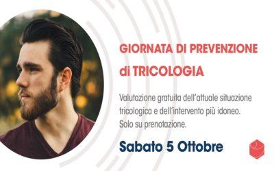 Sabato 5 ottobre giornata di prevenzione di Tricologia: visita gratuita per il trapianto di capelli